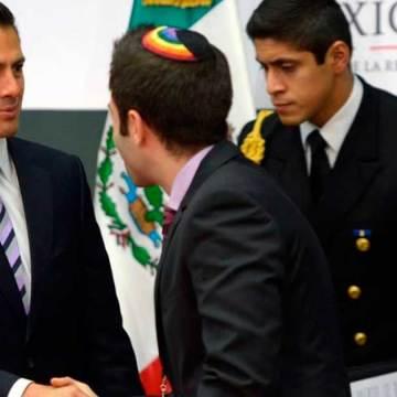 EPN propone reconocer matrimonio gay en el país