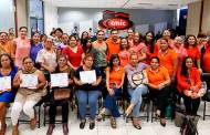 Más capacitación para mujeres de Tuxtla en oficios no tradicionales: Fernando Castellanos