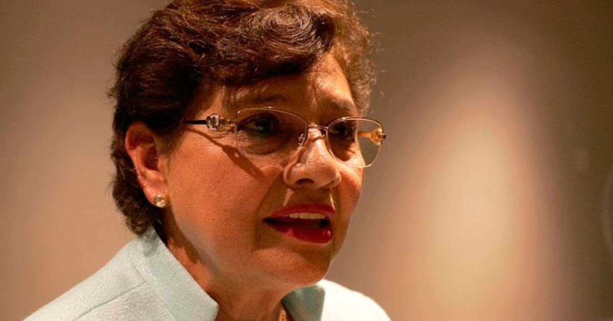 Sonia Rincón lamenta los hechos ocurridos en oficinas de la Secretaría de Educación