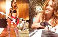 Andrea Legarreta sorprende con sexys imágenes