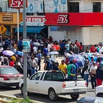 Situación en Oaxaca complica abasto de canasta básica