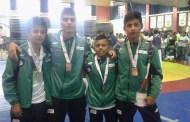 Luchas Asociadas gana medallas de plata y bronce en Olimpiada Nacional 2016