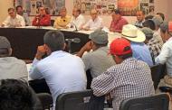 Gobierno del Estado mantiene diálogo con OCEZ-Región Carranza