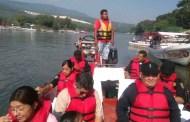 Para garantizar seguridad de turistas aplica PGJE Alcoholímetro en el Cañón del Sumidero