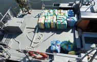 La Armada de México asegura cocaína en Puerto Chiapas