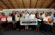 Con Bécate, Manuel Velasco beneficia a más de mil mujeres con becas de capacitación