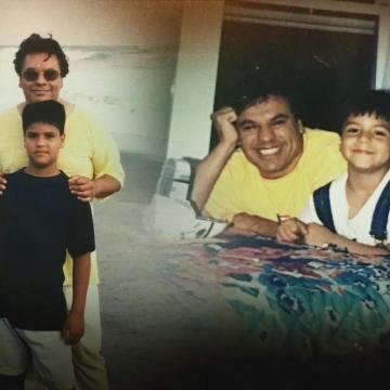 Luis Alberto Aguilera sí es hijo de Juan Gabriel