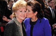 Fallece la mamá de la actriz Carrie Fisher
