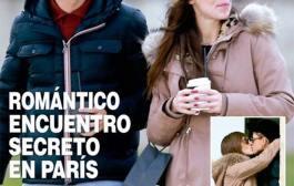 'Chicharito' y Camila Sodi, en romántico encuentro