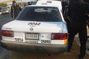 SSyPC recupera en punto de control vehicular, vehículo robado