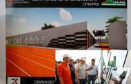 Atletas de Chiapas contarán con Centro de Alto Rendimiento: Velasco