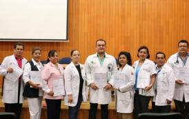 "Instala Hospital ""Gómez Maza"" su Comité de Bioética"