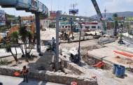 Garantizan avance de obra en el crucero del Bulevar Belisario Domínguez