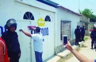 Clausura grupo interinstitucional funcionamiento de un bar en Ocozocoautla