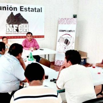 Confía Nueva Fuerza Chiapaneca en registro ante IEPC