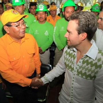 Gracias a prevención, Chiapas fuera de los 10 estados con más hectáreas afectadas por incendios forestales: MVC