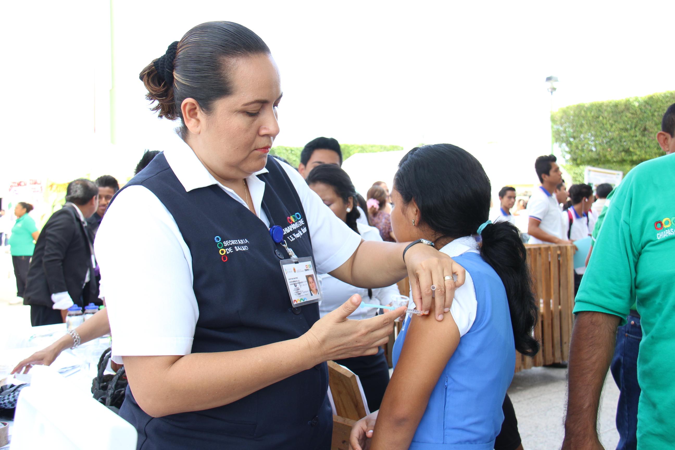 SS anuncia arranque de la Segunda Semana Nacional de Vacunación