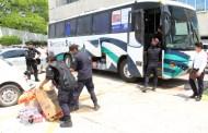 Detienen a 236 por actos vandálicos en Chiapas