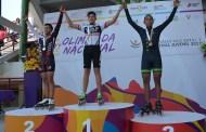 Patines cierra con bronce en la Olimpiada y Nacional Juvenil 2017