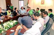 Gobierno del estado solicitó declaratoria de emergencia por lluvias en Tuxtla Gutiérrez