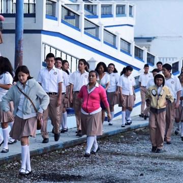 Este lunes, más de 9 mil aspirantes a secundarias en Chiapas presentan examen