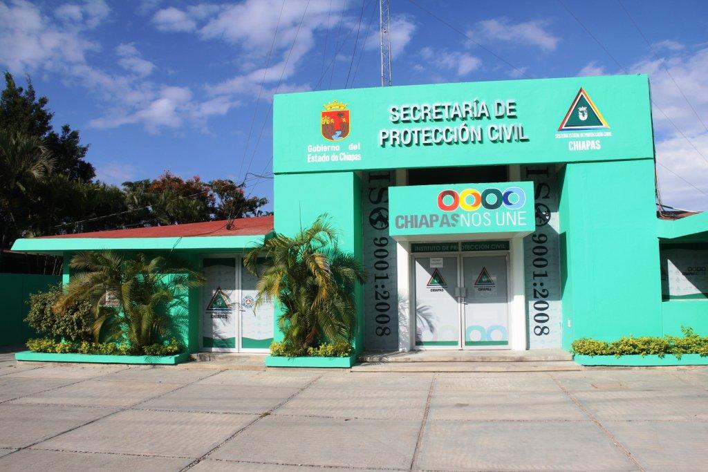 Fiscalía General del Estado determinará causa de incendio en Secretaría de Salud: PC