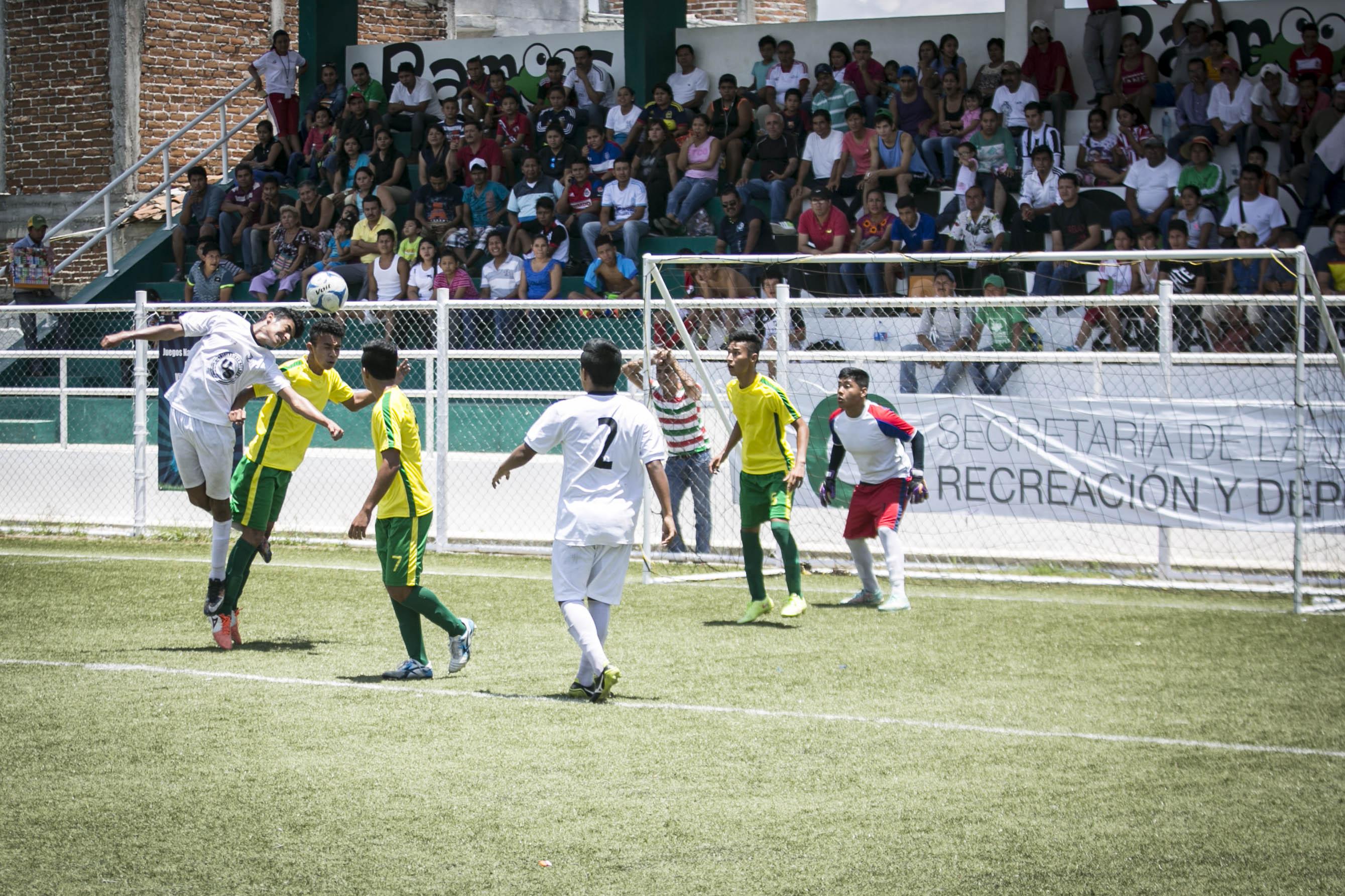 Mapastepec recibe Estatal de Juegos Populares 2017