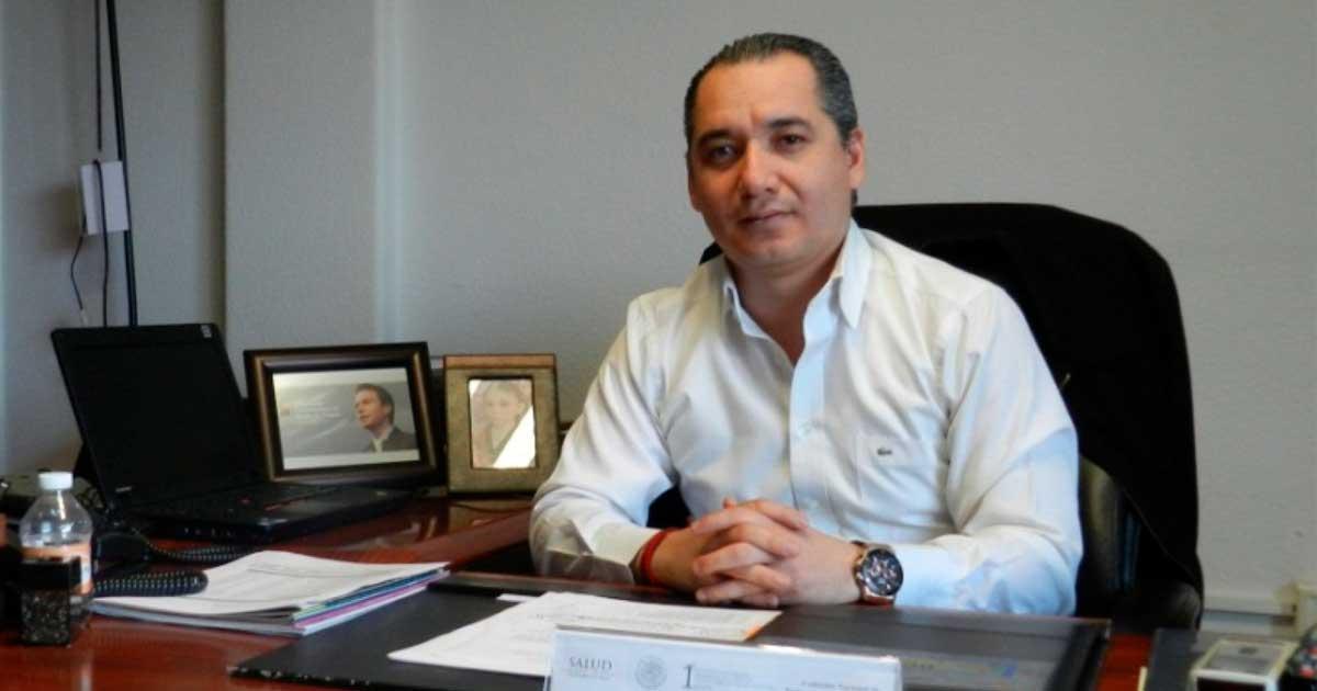 Desmienten rumor de robo en la casa del secretario de Salud, Paco Ortega