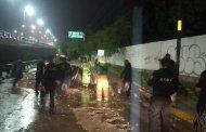 PC brinda puntual atención por lluvias y vientos intensos en Tuxtla