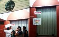 """Clausura grupo interinstitucional  el bar """"Bambú"""" en Tuxtla"""