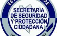 SSyPC detiene a personas que contaban con un registro de orden de aprehensión