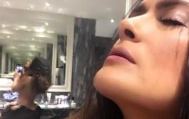 Salma Hayek comparte semidesnudo en Instagram