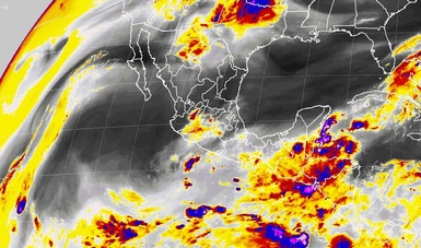 Se prevén, para hoy, tormentas muy fuertes en Puebla, Estado de México, Chiapas, Yucatán y Quintana Roo