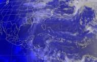 Tormentas intensas con actividad eléctrica y vientos fuertes, se prevén en Oaxaca, Chiapas y Tabasco