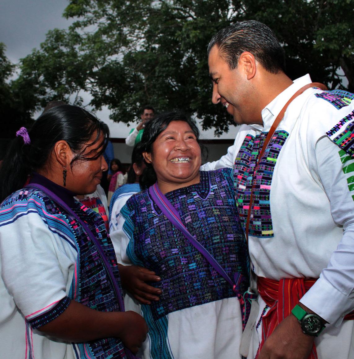 Seguiremos impulsando la participación política de la mujer indígena: ERA