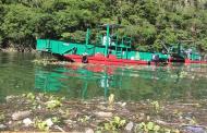 Refuerzan limpieza en el Cañón del Sumidero