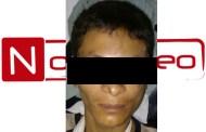 Detiene FGE a sujeto por robo con violencia a migrantes