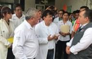 Se restablece al 100% los servicios en el Hospital General de Huixtla