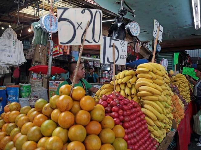 Inflación anual baja a 6.28% en primera quincena julio