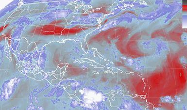 Para Jalisco y Guanajuato se pronostican tormentas intensas durante las próximas horas