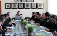 Encabeza Llaven Abarca reunión de trabajo previo al inicio del periodo vacacional