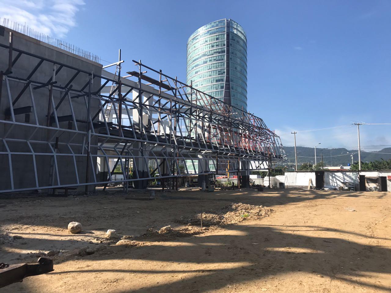 Avanza la construcción del Museo del Niño y del Agua