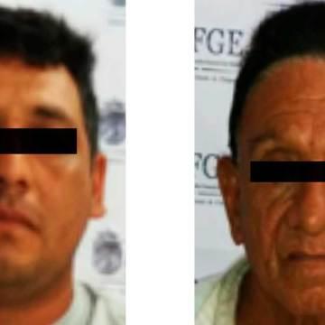 Detiene Fiscalía de Abigeato a dos sujetos en Villaflores