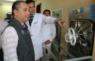 Invertirán 5.5 mdp para mejorar Hospital General de Palenque