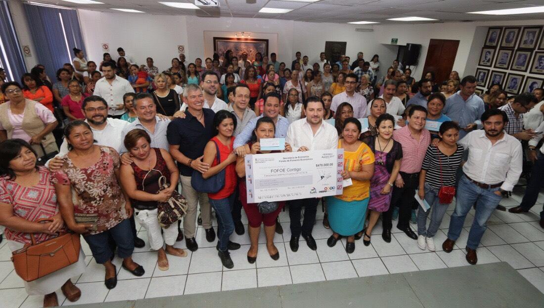 Apoyar a las mujeres, significa impulsar la economía: Fernando Castellanos