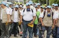 Da banderazo Fernando Castellanos al reforzamiento de acciones para combatir dengue, zika y chikungunya