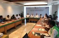 Se coordinan acciones de prevención para la protección de Migrantes en Chiapas