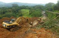 Trabaja SOPyC día y noche en zonas afectas por sismo y lluvias