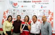 "Cruz Roja invita a ""Todo México Salvando Vidas"""