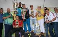 """Coita acapara la Copa Panamericano """"Centro"""""""